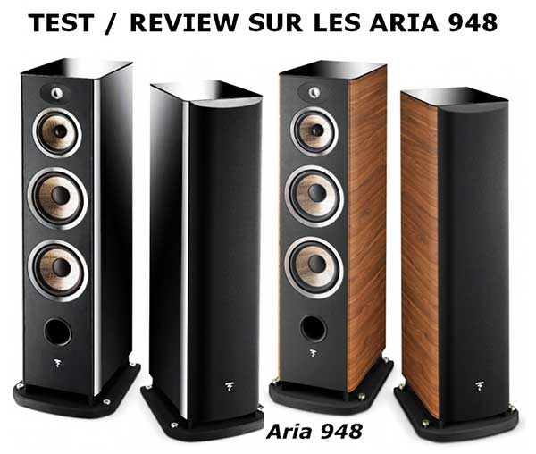 test review aria 948