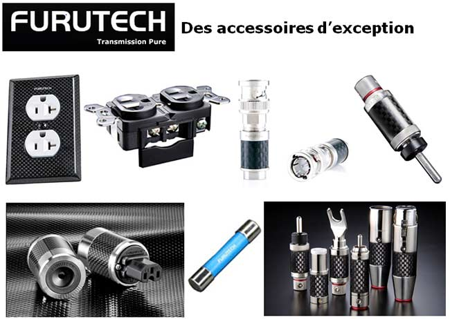 Furutech chez audition verutable