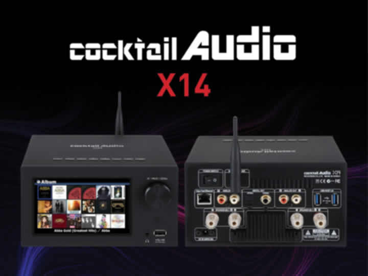 Nouveau X-14 de Cocktail Audio